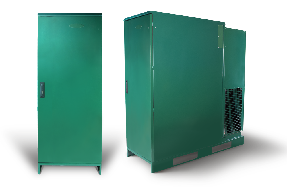 ruggedized rack enclosures