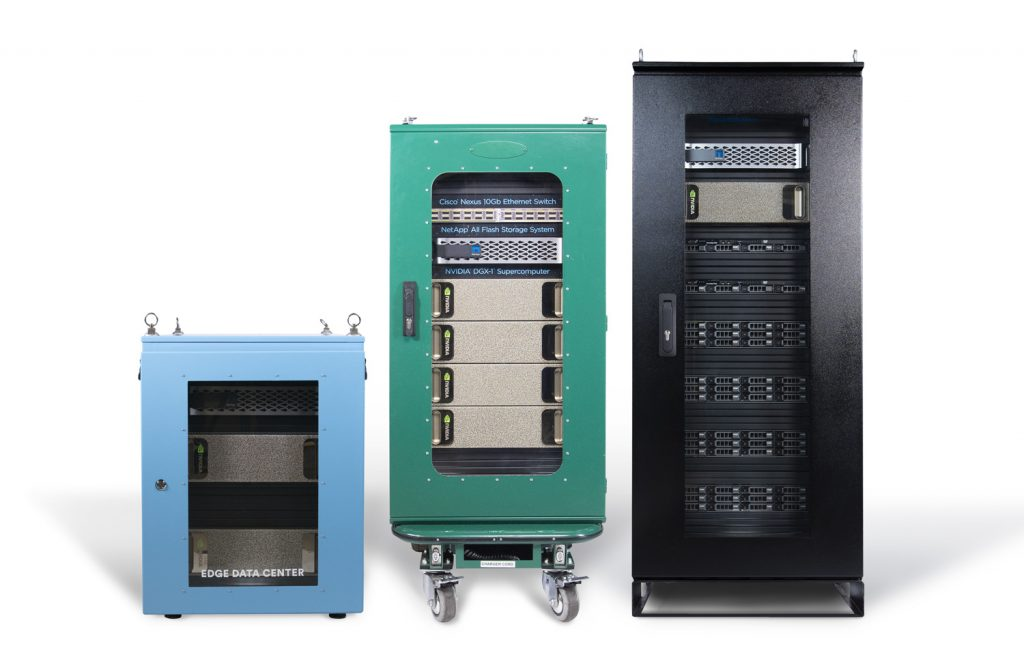 Ruggedized DDC R-Series Cabinet Enclosures